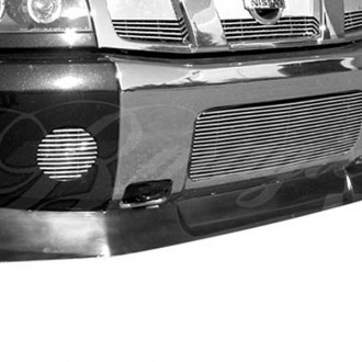 AIT Racing® - SMO Style Fiberglass Front Bumper Chin Spoiler (Unpainted)