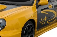 AIT Racing® - CS Style Side Skirts