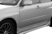 AIT Racing® - CW Style Side Skirts