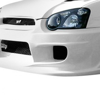 AIT Racing® - IN Style Fiberglass Front Bumper Cover (Unpainted)