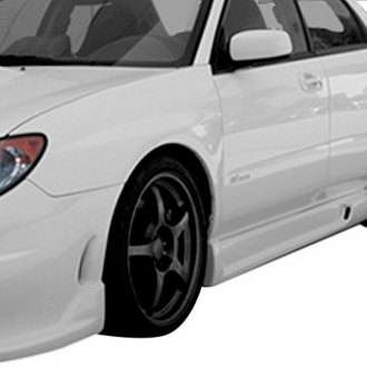 AIT Racing® - IN Style Fiberglass Side Skirts (Unpainted)