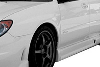 AIT Racing® - IN Style Fiberglass Side Skirts