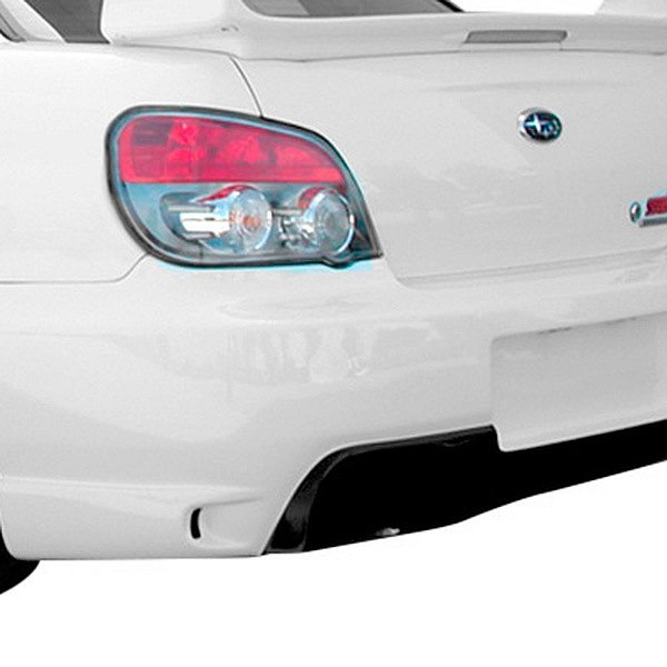 AIT Racing® - IN Style Fiberglass Rear Bumper Cover