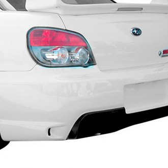 AIT Racing® - IN Style Fiberglass Rear Bumper Cover (Unpainted)