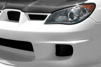 AIT Racing® - IN Style Fiberglass Front Bumper Cover