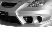 AIT Racing® - TRS Style Front Bumper Cover