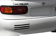 AIT Racing® - VS Style Rear Bumper Cover