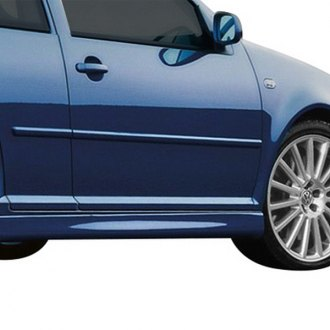AIT Racing® - R32 Style Fiberglass Side Skirts (Unpainted)