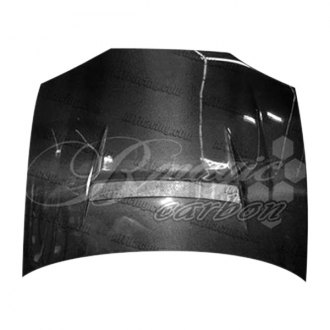 AIT Racing® - N1 Style Functional Cooling Carbon Fiber Hood