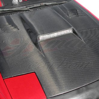 AIT Racing® - Battle Style Carbon Fiber Hood