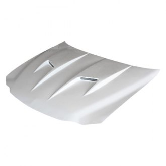 AIT Racing® - Type-3 Style Fiberglass Functional Cooling Hood (Unpainted)