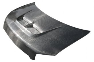 AIT Racing® - MST Style Carbon Fiber Functional Cooling Hood