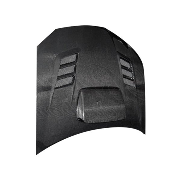 AIT Racing® - R1 Style Carbon Fiber Functional Cooling Hood