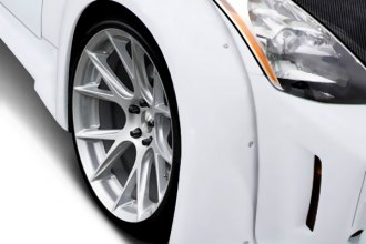 AIT Racing® - VS3 Style Fender Flares