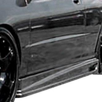 Acura Integra Custom Side Skirts CARiDcom - Acura integra type r side skirts