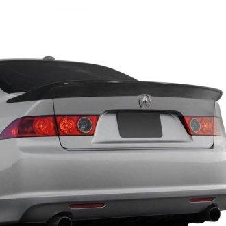 Acura TSX Body Kits Ground Effects CARiDcom - 2006 acura tsx rear bumper