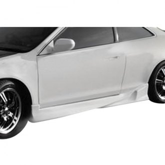 AIT Racing® - VS Style Fiberglass Side Skirts (Unpainted)