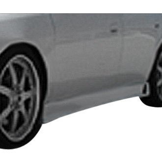 AIT Racing® - Zen Style Fiberglass Side Skirts (Unpainted)