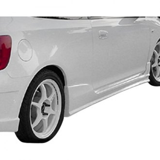 AIT Racing® - BCN1 Style Fiberglass Side Skirts (Unpainted)