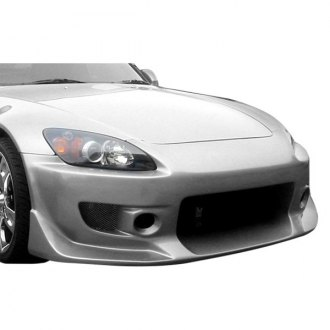 AIT Racing® - CW Style Fiberglass Front and Rear Bumper Covers (Unpainted)