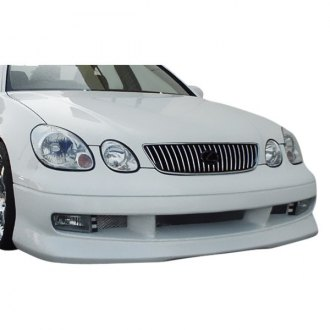 AIT Racing® - VS Style Fiberglass Front and Rear Bumper Covers (Unpainted)