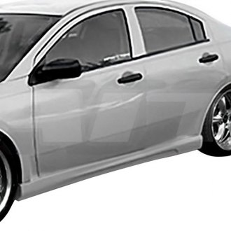 AIT Racing® - GR Style Fiberglass Side Skirts (Unpainted)