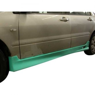 AIT Racing® - APX Style Fiberglass Side Skirts (Unpainted)