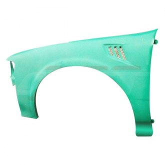 AIT Racing® - MLB Style Fiberglass Front Fenders (Unpainted)