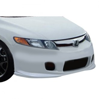 AIT Racing® - IN Style Fiberglass Bumper Covers (Unpainted)