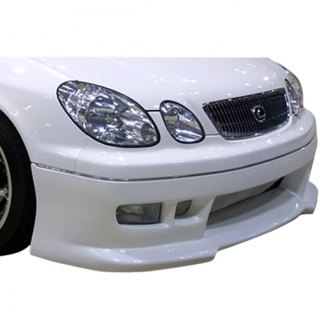 AIT Racing® - Revolution Style Fiberglass Bumper Covers (Unpainted)