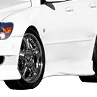 AIT Racing® - FAL Style Fiberglass Side Skirts (Unpainted)