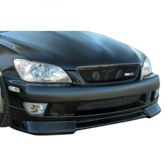 AIT Racing® - WAL Style Fiberglass Bumper Covers (Unpainted)