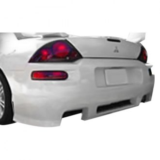 AIT Racing® - Revolution Style Fiberglass Rear Bumper Cover (Unpainted)