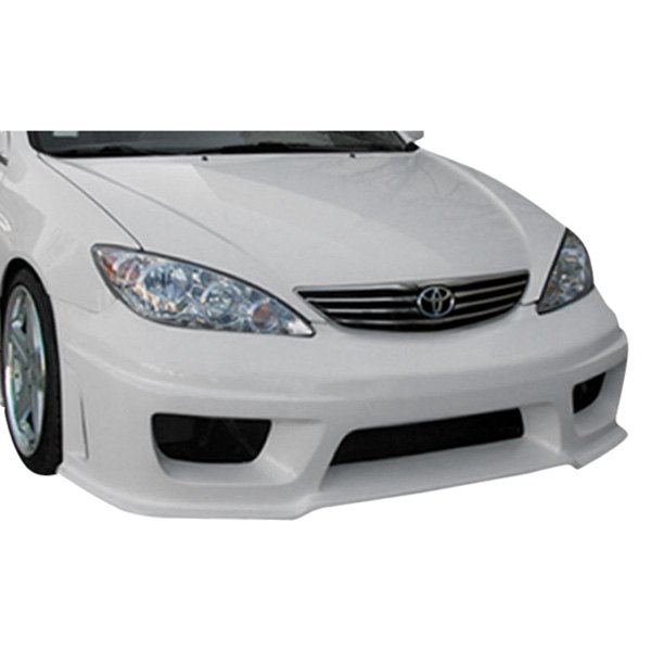 ait racing toyota camry le se xle sedan 2006 gl style fiberglass bumpe. Black Bedroom Furniture Sets. Home Design Ideas