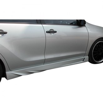 AIT Racing® - TRS Style Fiberglass Side Skirts (Unpainted)