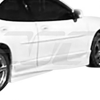 AIT Racing® - SOS Style Fiberglass Side Skirts (Unpainted)