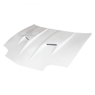 AIT Racing® - Type-3 Style Functional Cooling Fiberglass Hood (Unpainted)