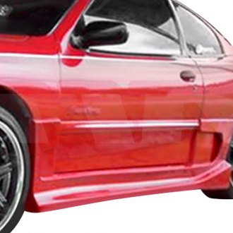 AIT Racing® - BZ Style Fiberglass Side Skirts (Unpainted)