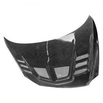 AIT Racing® - R1 Style Functional Cooling Carbon Fiber Hood