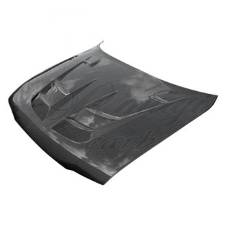 AIT Racing® - RDN Style Functional Cooling Carbon Fiber Hood