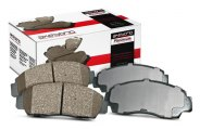Akebono® - Premium OEM Ceramic Rear Brake Pads