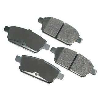Akebono® - Pro-ACT™ Ultra-Premium Ceramic Rear Brake Pads