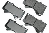 Akebono® - Performance™ Ultra-Premium Ceramic Front Brake Pads