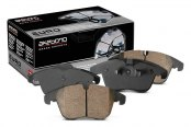 Akebono® - EURO™ Ultra-Premium Ceramic Rear Brake Pads