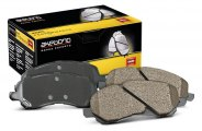 Akebono� - Performance� Ultra-Premium Ceramic Rear Brake Pads
