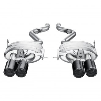 Akrapovic® - Slip-On Line Titanium Exhaust System with Quad Rear Exit