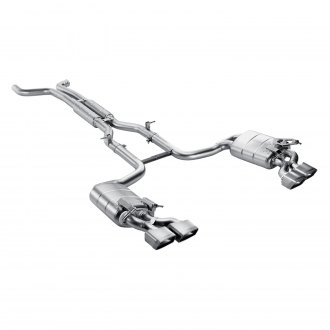 Akrapovic® - Evolution Line Titanium Exhaust System with Quad Rear Exit