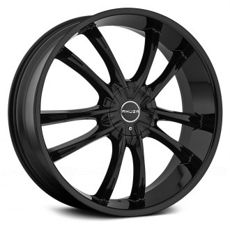 AKUZA® - 847 SHADOW Gloss Black
