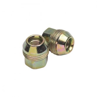 Alcoa® - Chrome Yellow Cone Seat External Thread Lug Nuts
