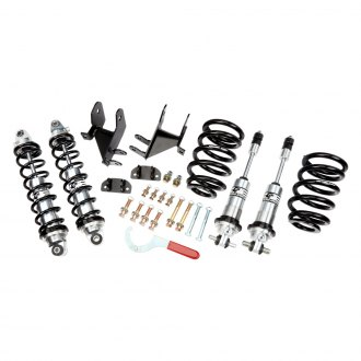 Aldan American® - Phantom Series Front and Rear Coilover Kit